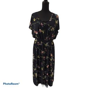 Young USA Ladies Open Back Dress XL NWT
